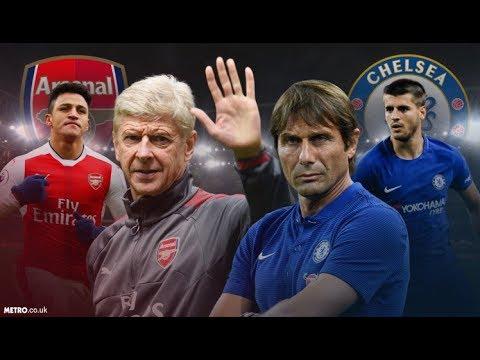 Chelsea FC vs Arsenal (0-0) - 11/1/2018 All Goals & Highlights HD