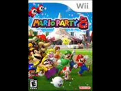 Mario Party 8 OST: Goomba's booty boardwalk