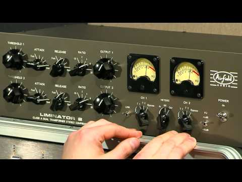 Liminator Video 06 – Acoustic Guitar Compression