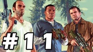 Grand Theft Auto 5 Gameplay Walkthrough Part 11 - GTA 5