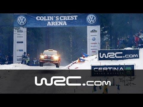 WRC Sweden - Stages 16-20