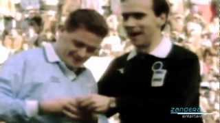Paul Gascoigne als Lazio-Spieler