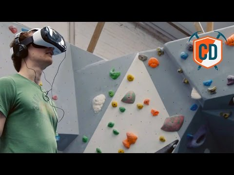 When Climbing Meets Technology: The Future? | Climbing Daily Ep.759