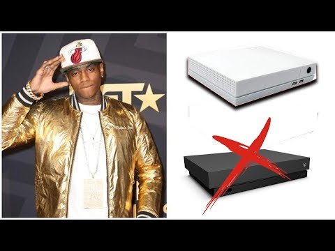 Soulja Boy New Console Fire! I'M IN TEARS | Soulja Boy Console FUNNY UNBOXING |