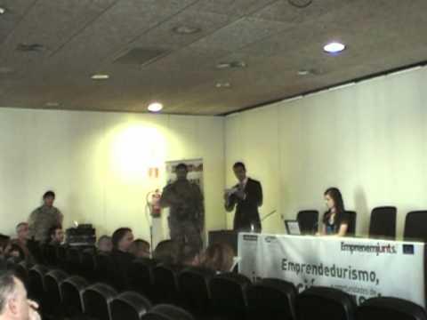 Primer Encuentro Empresarial Elx. Commercial Speech del CEEI Elche