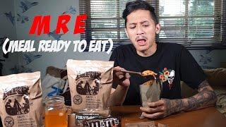Video Makan Makanan Tentara Amerika | MRE Challenge MP3, 3GP, MP4, WEBM, AVI, FLV Oktober 2017