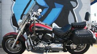2. 2005 Yamaha Vstar 1100 Silverado Motorcycle For Sale