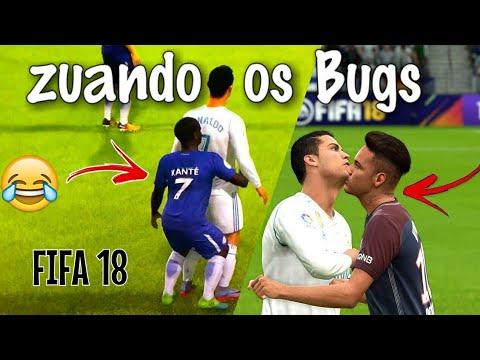 zuando os bugs do FIFA 18 (narrado pelo Google tradutor)