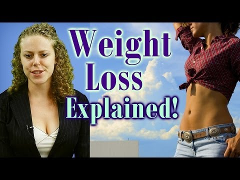 Weight Loss Explained! Why Diets Fail, How to Really Lose Weight, Nutrition & Health Tips