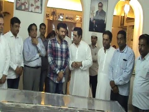 rasool - Hyderabad, October 21, 2013: Dr. Mohammed Vizarat Rasool Khan founder and chairman Shadan Group of Educational Institutions passes away after prolonged illne...