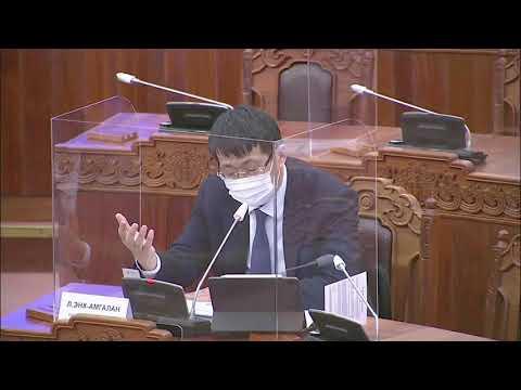 Л.Энх-Амгалан: Ажилгүйдлийн сан ажлаа алдсан, НДШ-ээ төлдөг хүмүүст хүртээмжтэй байх ёстой