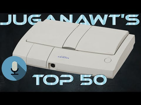 Top 50 PC Engine CD / Turbografx CD Games of All Time (Commentary Version)