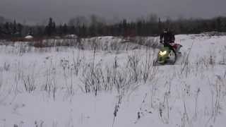 8. Arctic Cat M6 & M6000 Proclimb Wheelies