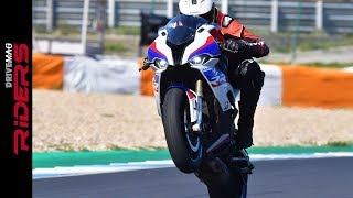 3. 2019 BMW S1000RR Review | The Secrets Revealed