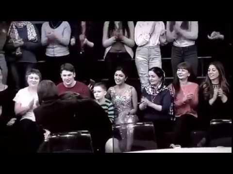 Страстный  танце Ольги Бузова и Андрея Малахова