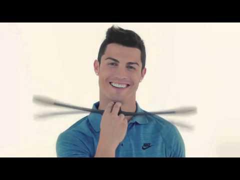 Facial Fitness con Ronaldo