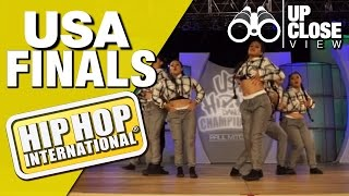 Rosemead (CA) United States  City pictures : (UC) Master ManiaXs - Rosemead, CA (Varsity Division) @ HHI's 2015 USA Finals