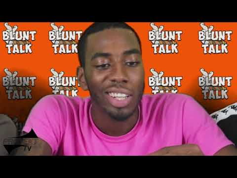 Blunt Talk Ep. 3 Ft. LOWKEY MAR