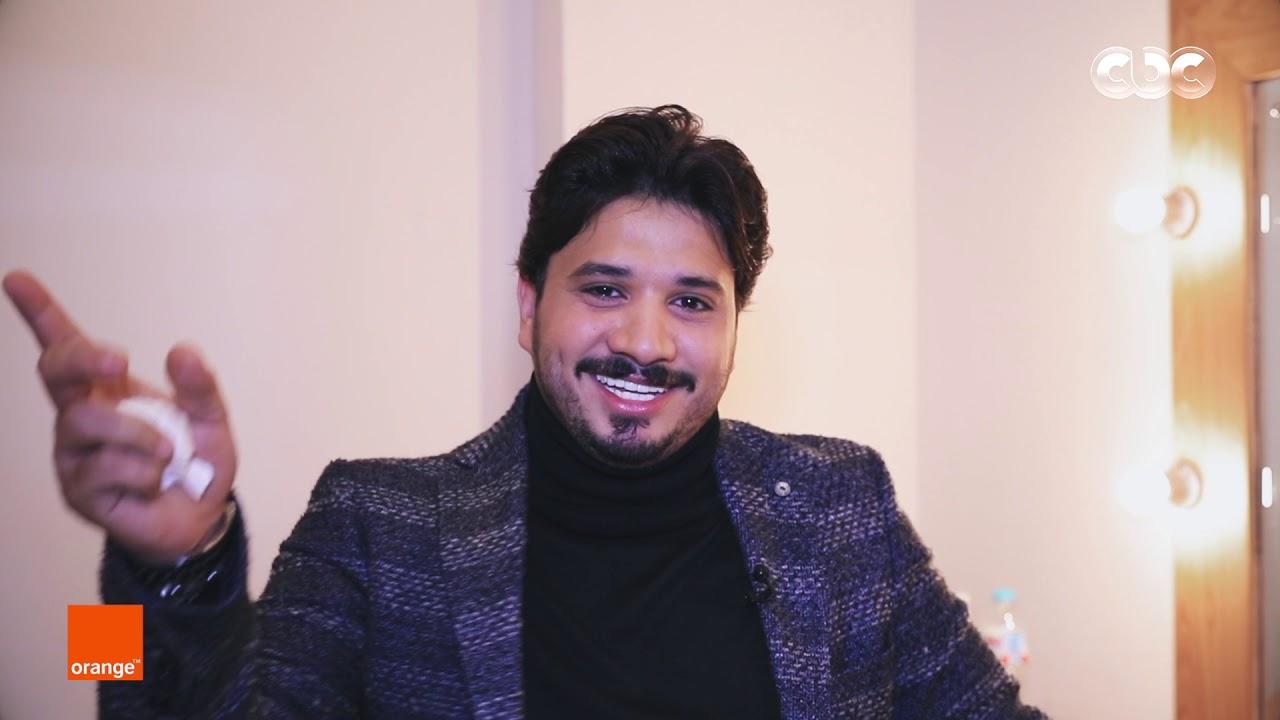 """""""سنة خلصت ومعكم لسه معاكم """".. شوفوا اللي حصل في كواليس حلقة استفتاء 2018"""