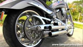10. 2007 Victory Jack Pot Cory Ness Edition Motorcycles for sale