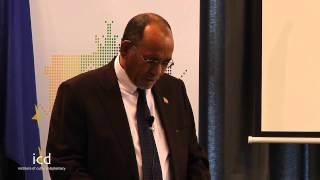 Fesseha Asghedom Tessema,  Ambassador of Ethiopia to Germany