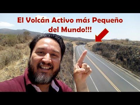 El Volcán Activo más Pequeño del Mundo!!!