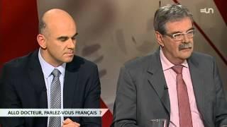 Infrarouge, Les Versions Courtes - La Médecine En Suisse: Allo Docteur, Vous Parlez Français ?