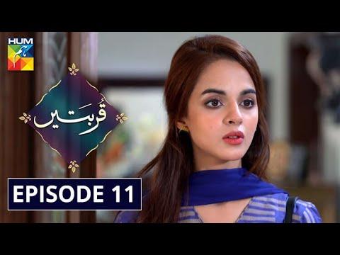Qurbatain Episode 11 HUM TV Drama 11 August 2020