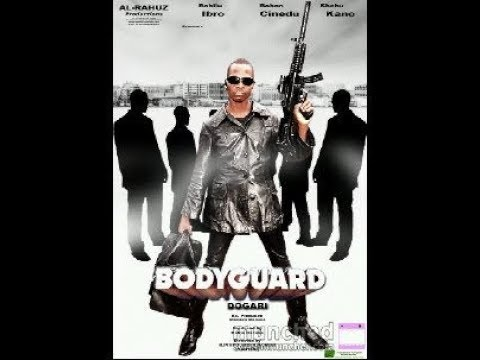 BODYGUARD PART 1 ORIGINAL HAUSA FILMS 2018