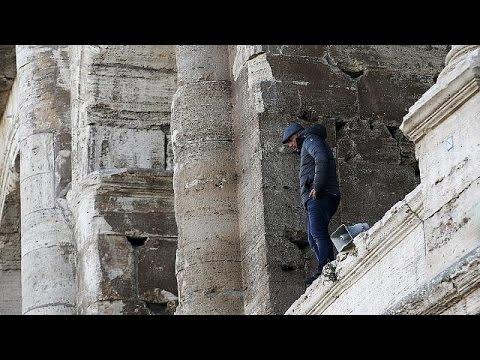 Ιταλία: Διαμαρτυρίες για τα μέτρα ασφαλείας στη Ρώμη