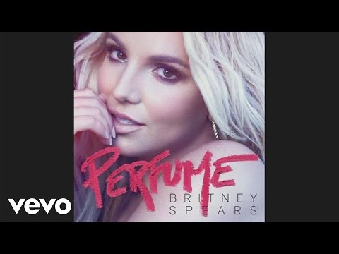 """¡Portada y estreno de """"Perfume"""", a la venta en iTunes! ¡""""Britney Jean"""", disponible para reservar!"""