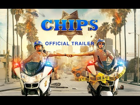 Commercial for CHiPs (2017) (Television Commercial)