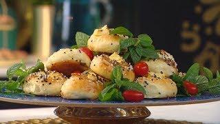 خبيزات محشية بالتونة والجبن | هشام كوك |  Samira TV | hicham cook