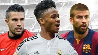 Transfer Talk   Raheem Sterling to Real Madrid?