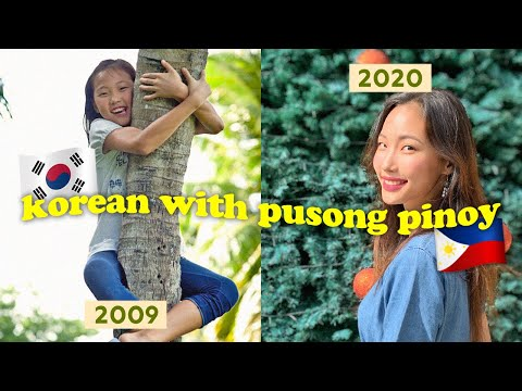 Growing Up in the Philippines as a Korean | My Story