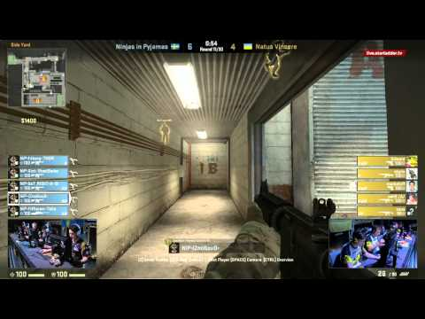 CS SLTV S6 Grand Final NiP vs Na`Vi Game 2
