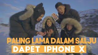 Video Orang Terakhir Keluar dari Salju Dapet Iphone X **Nangis Kedinginan** MP3, 3GP, MP4, WEBM, AVI, FLV Juli 2019