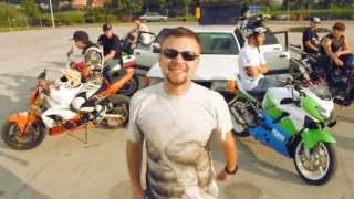 Sponzor spota Moto oprema Guevara: http://www.motooprema.eu Veliko hvala Graf studiu koji je napravio majcu koju nosim u...