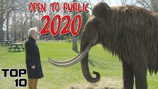 Video Top 10 Extinct Animals Being Brought Back To Life MP3, 3GP, MP4, WEBM, AVI, FLV Agustus 2018
