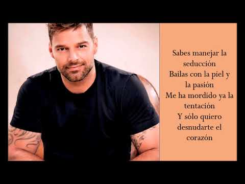 Jaleo - Ricky Martin - (Lyrics)