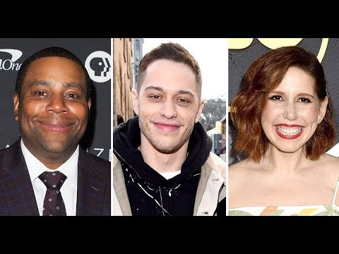 Kenan Thompson and Vanessa Bayer Explain Why They Think Pete Davidson Is Such a Ladies' Man