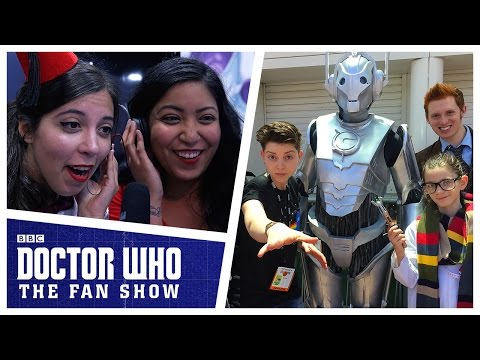 How Did the Comic-Con Crowd React to the Doctor Who Series 9 Trailer?