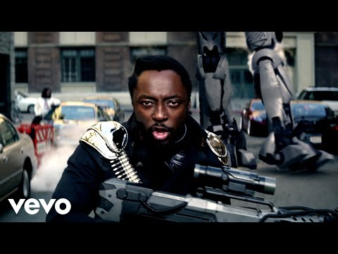 Black Eyed Peas - Imma Be Rocking That Body