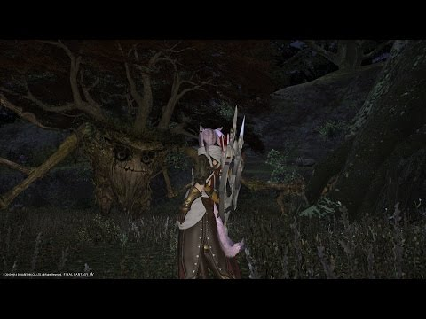 「Final Fantasy XIV」A Realm Reborn: Elite Hunt Mark Wulgaru (PS4)