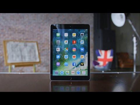 Обзор iPad 9.7\