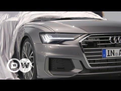 Audi A6 - Weltpremiere | DW Deutsch