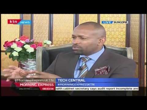 Morning Express: Tech Central in Bungoma 27th October 2016