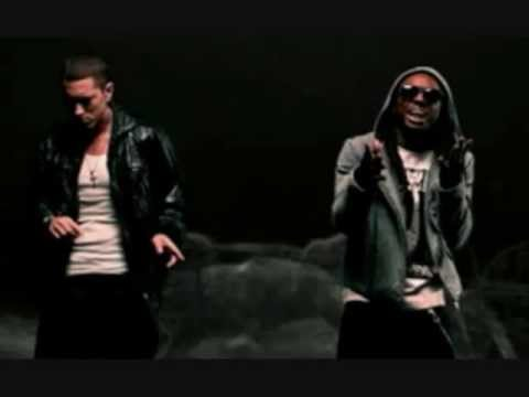 Eminem Feat  Lil Wayne - NO LOVE  (OFFICIAL HD)