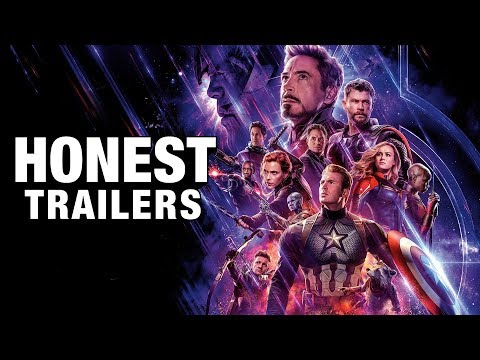 Honest Trailers | Avengers: Endgame