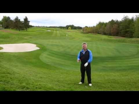 Ryder Cup Course 2014 – Gleneagles: Hole 17